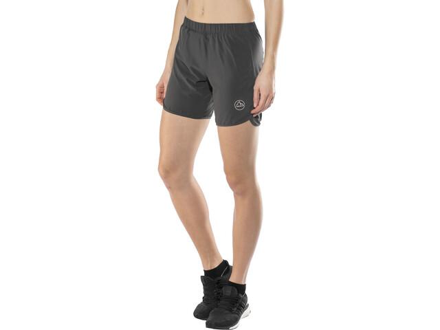 08cadef414991c La Sportiva Flurry Shorts Women grey at Addnature.co.uk